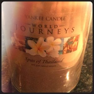 Yankee candle spas of Thailand